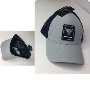 New under armour project cap